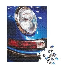 Fuel Puzzle - Motor Racing Inspired Puzzle - 500 Pieces Puzzle