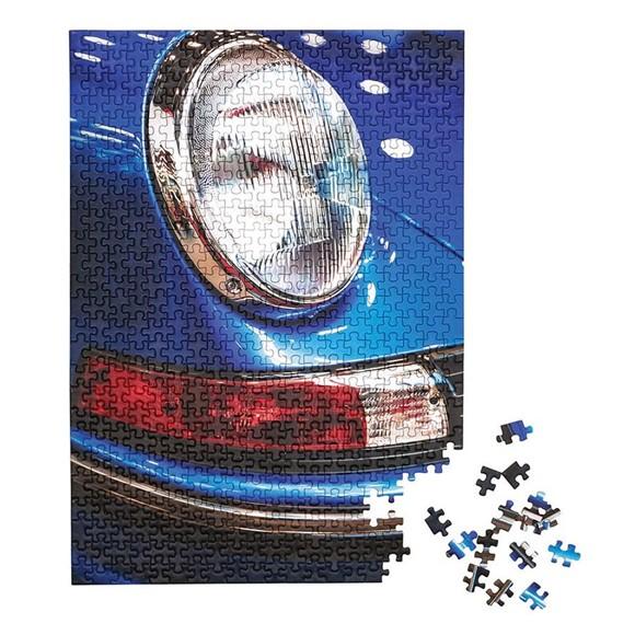 Fuel Puzzle - Motor Racing Inspired Puzzle - 500 Pieces Puzzle