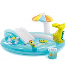INTEX - Gator Play Center Badebassin