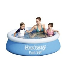 Bestway - Fast Set Pool uden Pumpe (940 L)