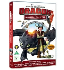 How To Train Your Dragon Short Film Collection - Dvd