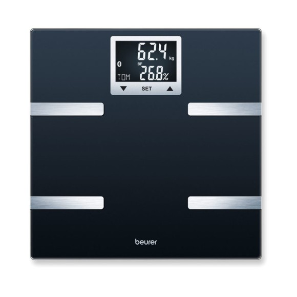 Beurer - BF 720 Kropsanalysevægt med Bluetooth - 5 Års Garanti