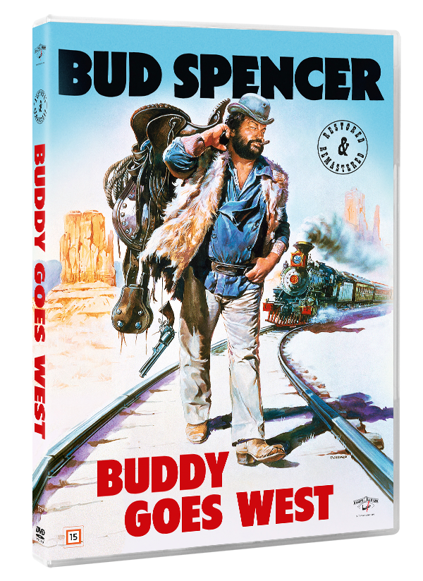 Bud & Terence - Buddy Goes West