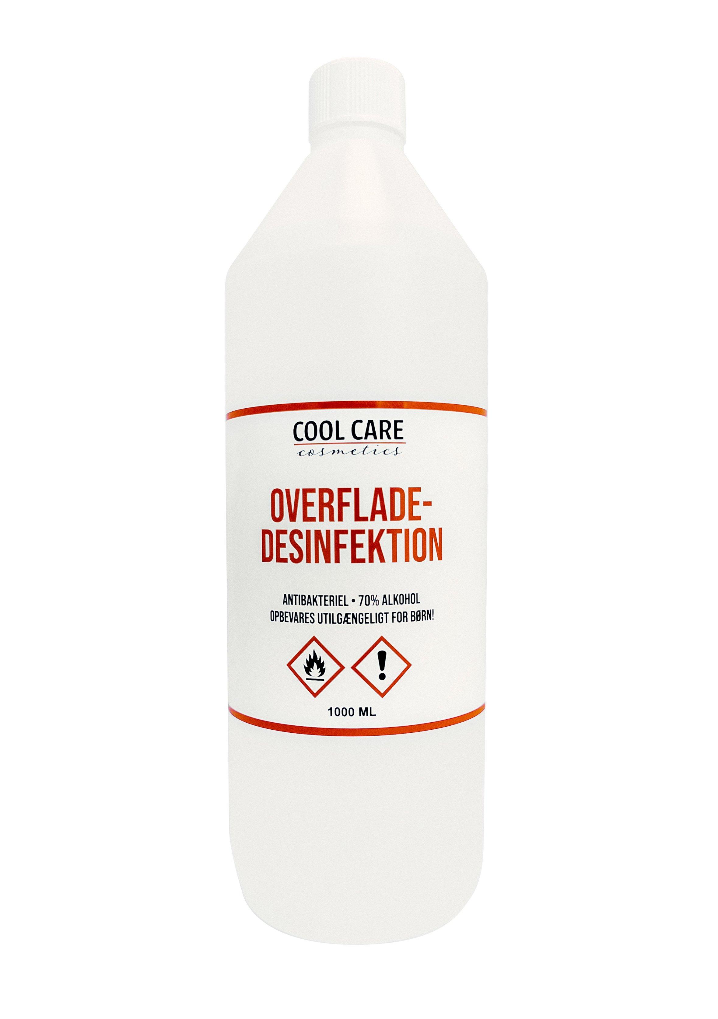 Cool Care - Overflade Desinfektion (70%) 1 L