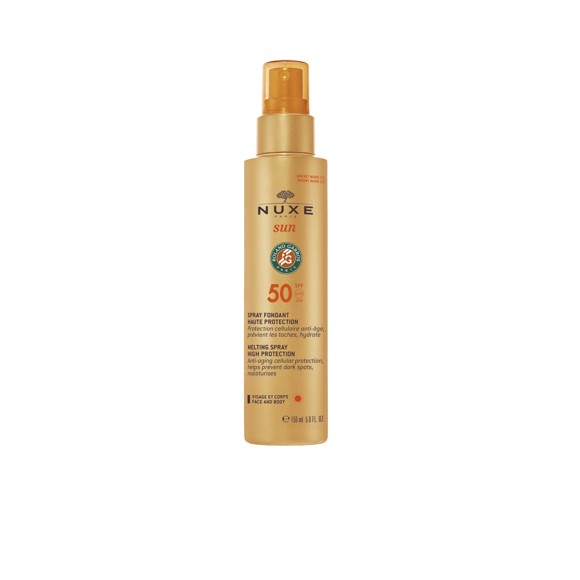 Nuxe Sun - Face & Body Milk SPF 50 150 ml