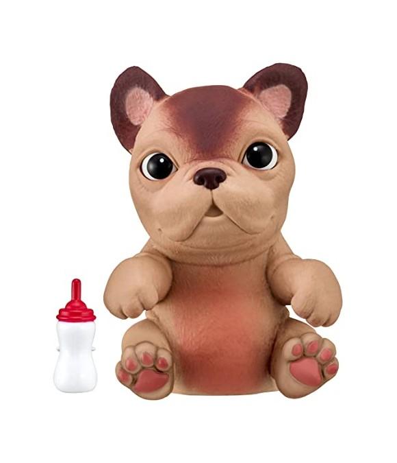 Little Live Pets - OMG Pets S1 Hundehvalp - Fransk Bulldog