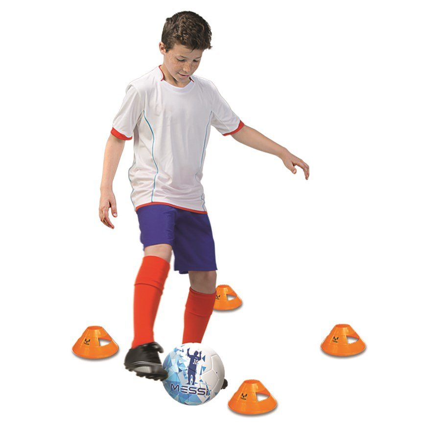 MESSI - Time Zone Football Training Set (21059)