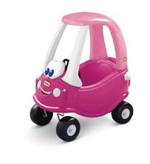 Little Tikes - Cozy Coupe Gåbil - Rosy