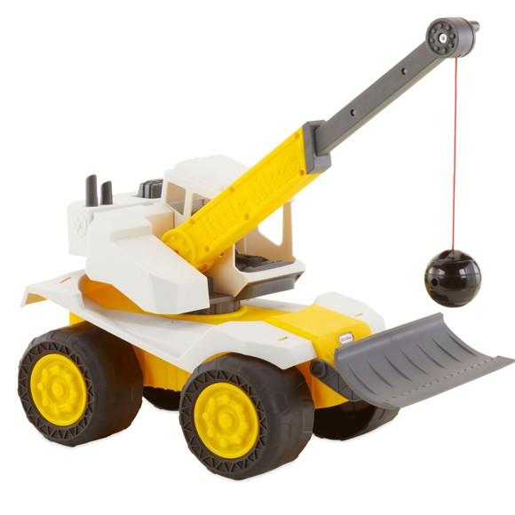 Little Tikes - Dirt Digger - Plow & Wrecking Ball (650581)