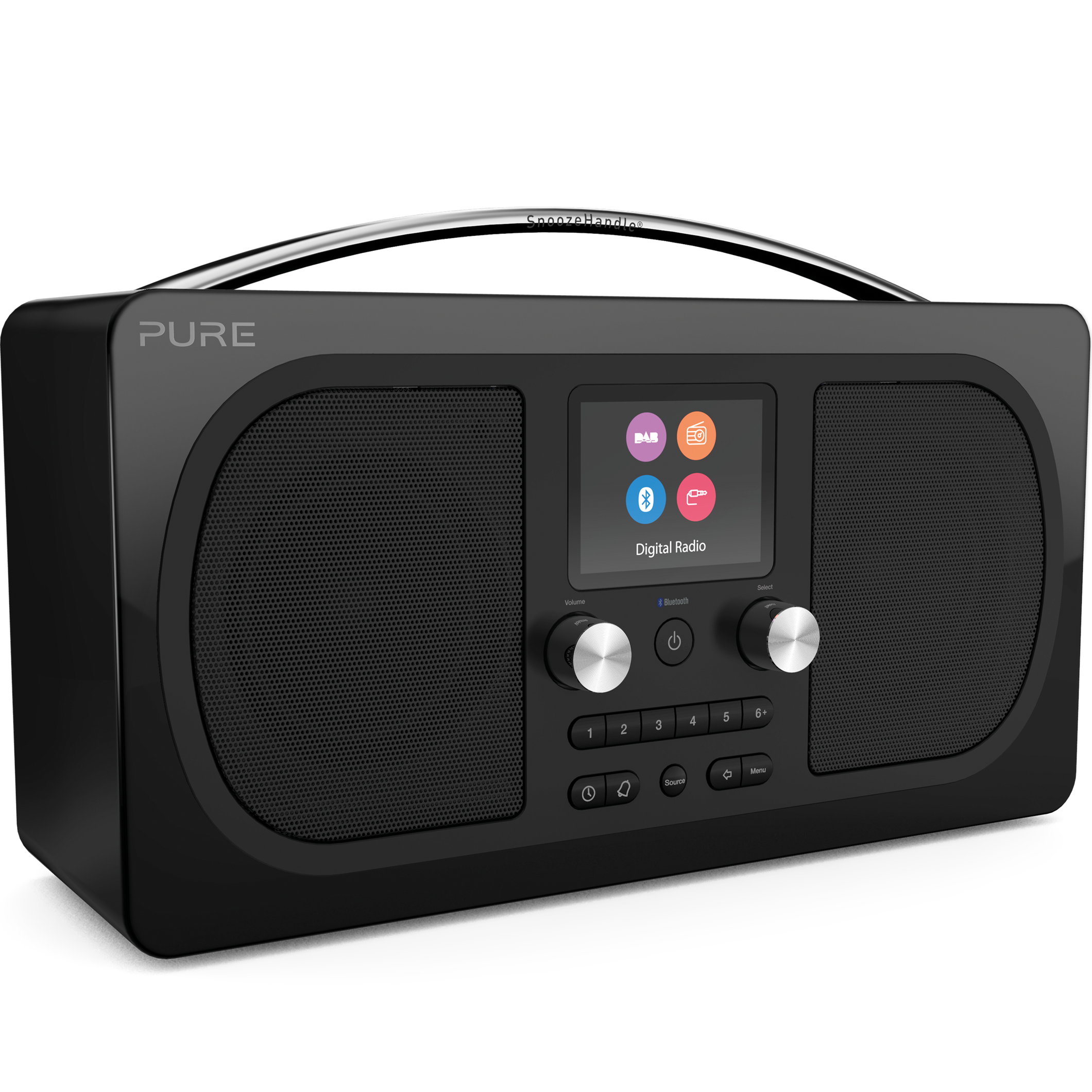 Pure - Evoke H6 Prestige Edition - Black