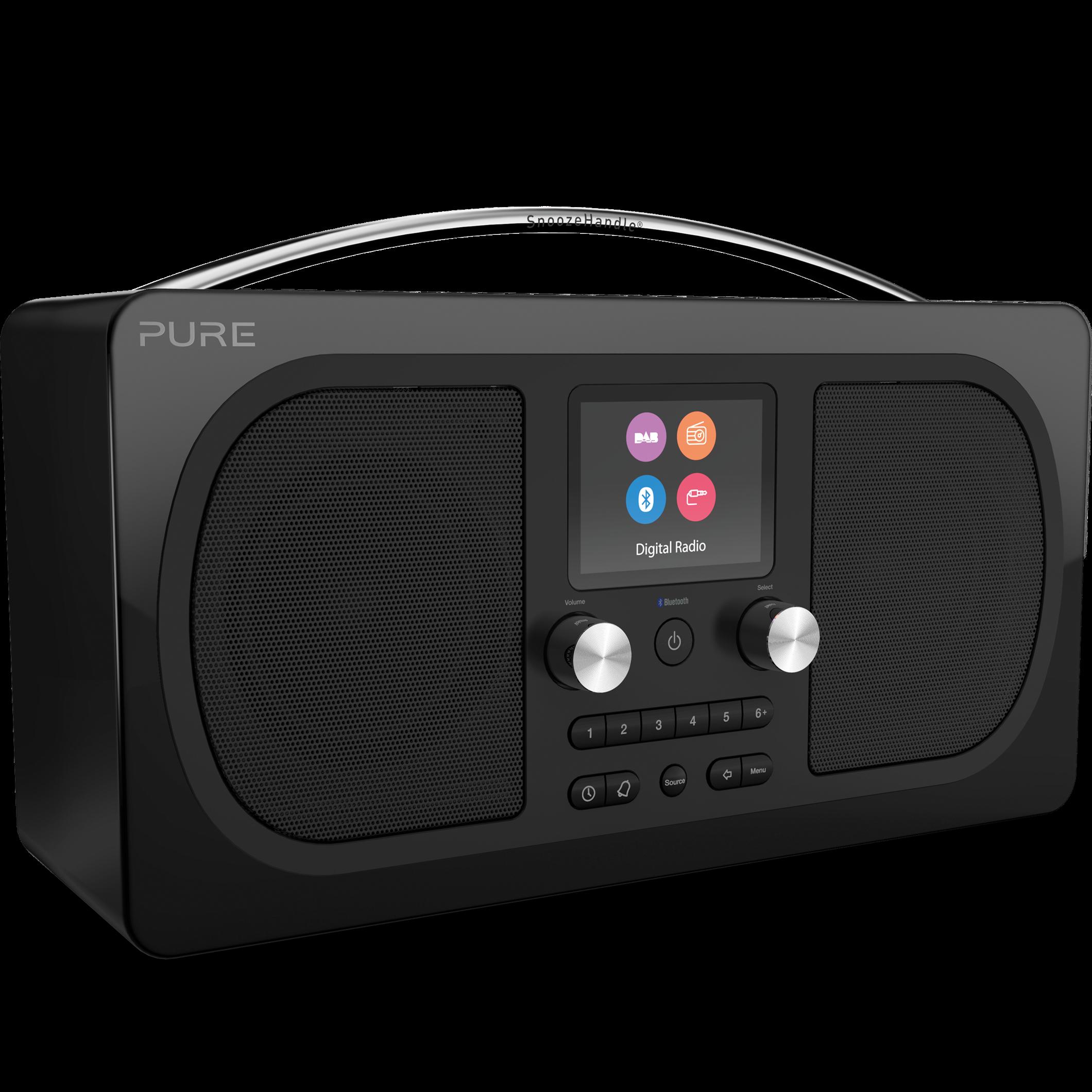 Pure - Evoke H6 Prestige Edition - Black