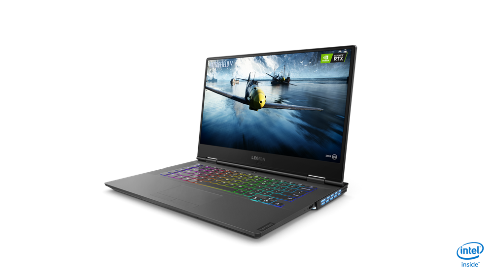 Lenovo – Legion Y740 Core i7 RTX 2070 144Hz Gaming bærbar