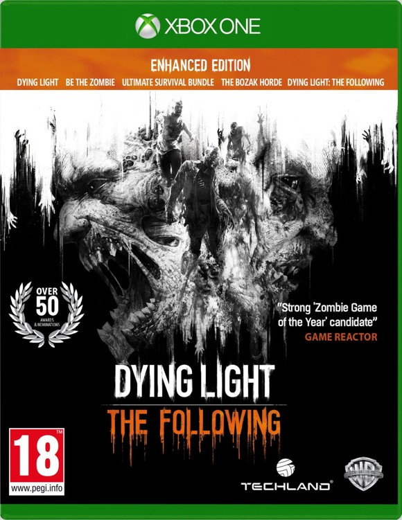 Dying Light: The Following - Enhanced Edition (IT) (EFIGS)
