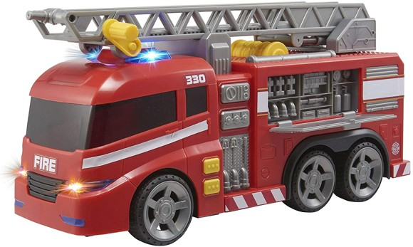 Teamsterz - Large Light and Sound Fire Engine (1416846)