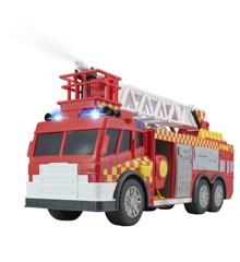Teamsterz - XL Branbil med lys og lyd og mikrofon (1417124)