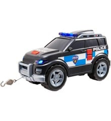 Teamsterz - Light and Sound Emergency Police 4x4 (1417157)