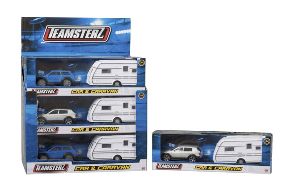 Teamsterz - Car & Caravan (1373598)