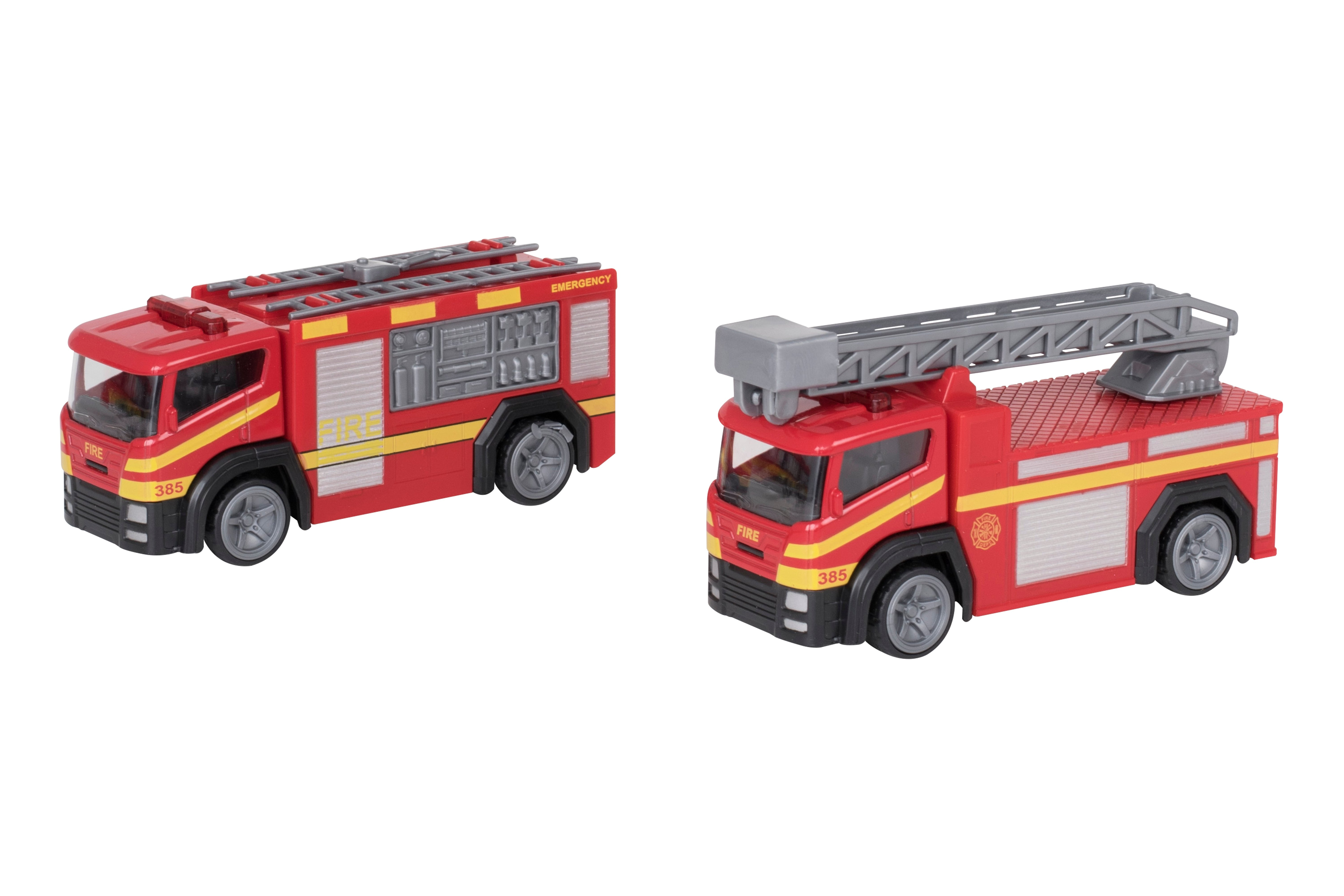 Teamsterz - Try Me Fire Engine (1373616)