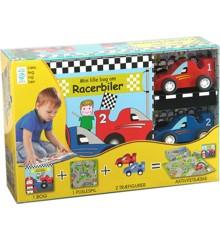 Min Lille Bog Om - Racerbanen