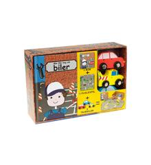 Min Lille Bog Om - Biler