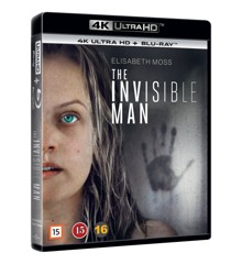 Invisible Man (2020), The - 4K Uhd+ Blu Ray
