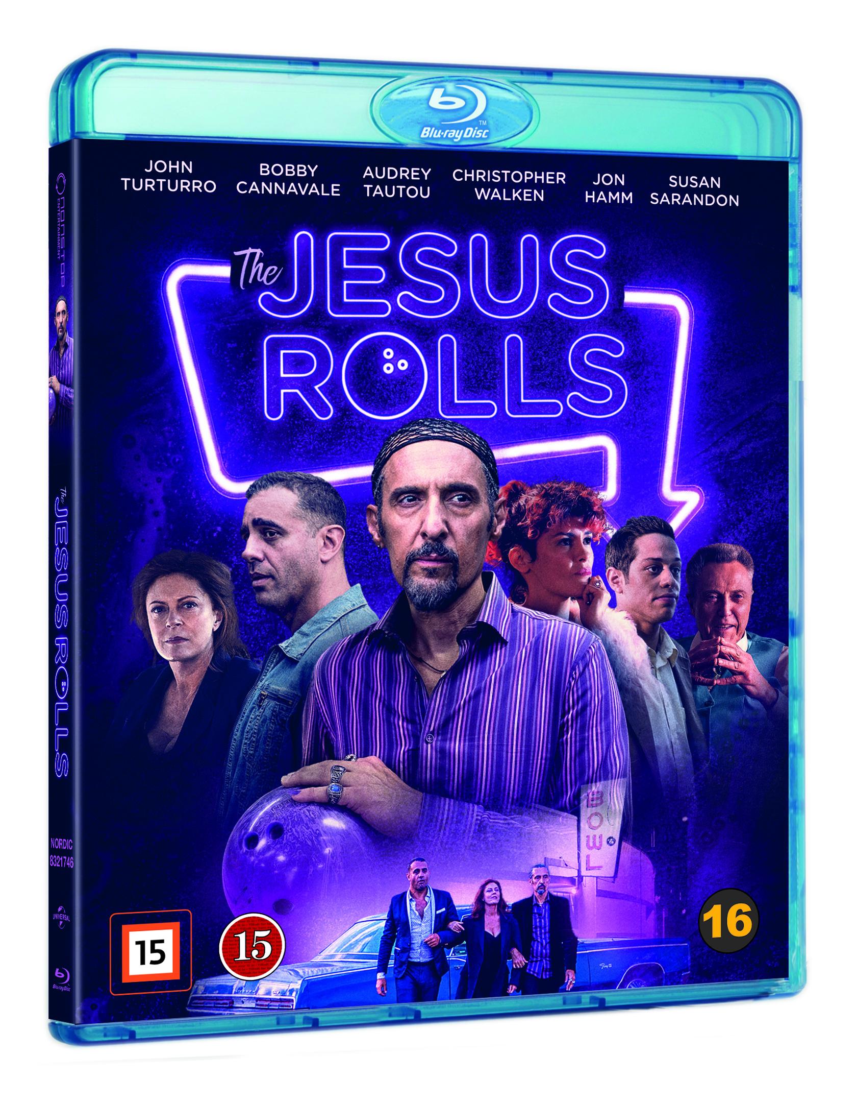 Jesus Rolls - Blu Ray