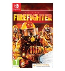 Real Heroes: Firefighter (Download Code Only)