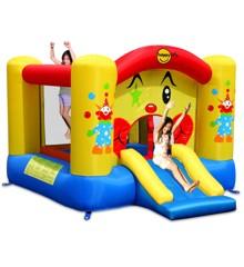 Happy Hop - Clown Slide and Hoop Bouncer (9201)