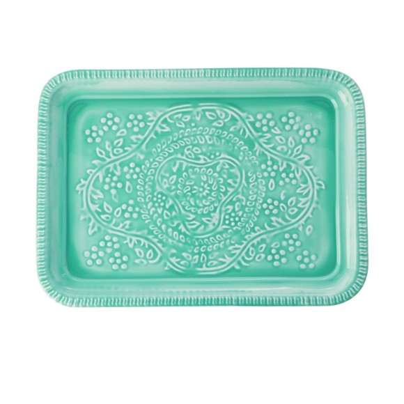 Rice - Metal Bakke - Grøn