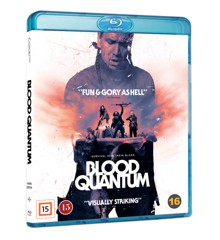 Blood Quantum - Blu Ray