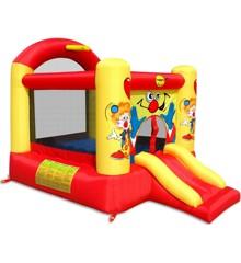 Happy Hop - Clown Slide and Hoop Bouncer (9304Y)