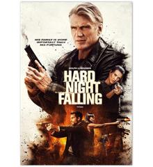 Hard Night Falling - Blu Ray