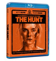 Hunt, The - Blu Ray