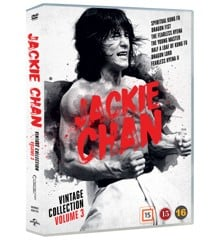 Jackie Chan Vintage Collection 3 - Dvd
