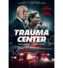 Trauma Center- Blu ray