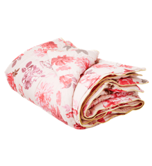Rice - Cotton Quilt - Pink Rose Print