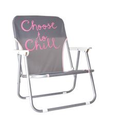 Rice - Beach Chair - Dark Grey - Choose to Chill