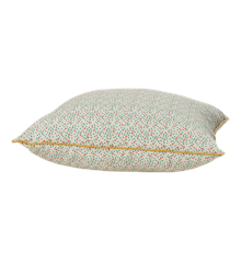 Rice - Cushion w. Dots Print - 40 x 40 cm