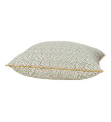 Rice - Cushion w. Dots Print - 60 x 60 cm