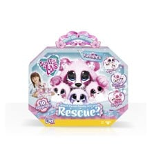 Scruff-a-luvs - Families Panda asst (30179)