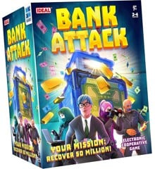 Bank Attack Game (Nordic)