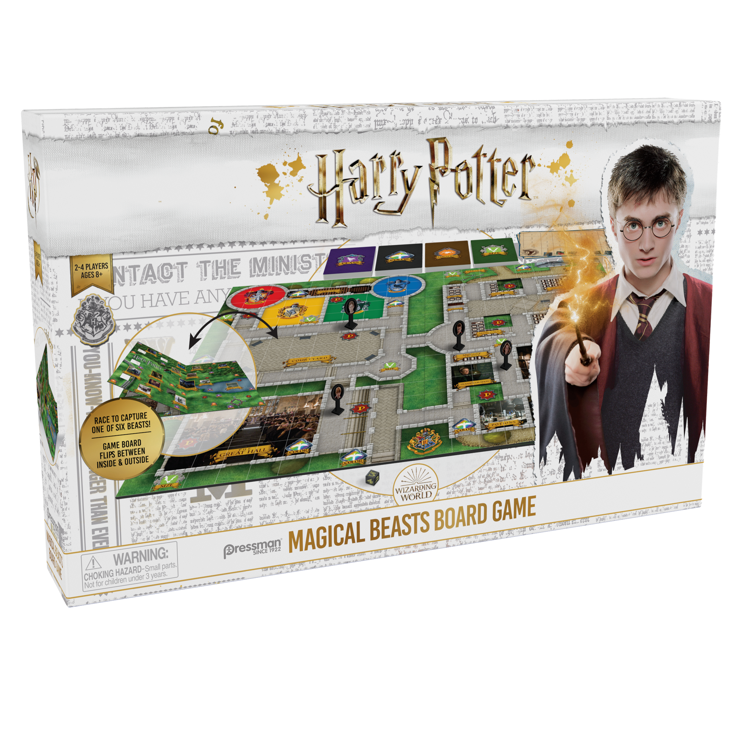 Harry Potter - Magic Beasts Game (70071)