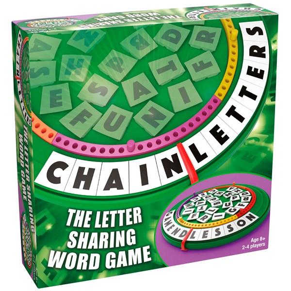 Chain Letter - Brætspil