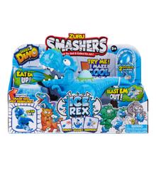 SMASHERS - Dino Ice Age - T-Rex Playset (20167)