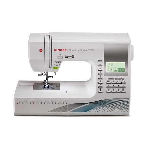 Singer - Quantum Stylist 9960 Sewing Machine