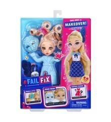 Fail Fix - Total Makeover Doll Pack - @PreppiPosh (30184)
