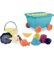 B.Toys - Travel Beach Wagon, Blue (1376)