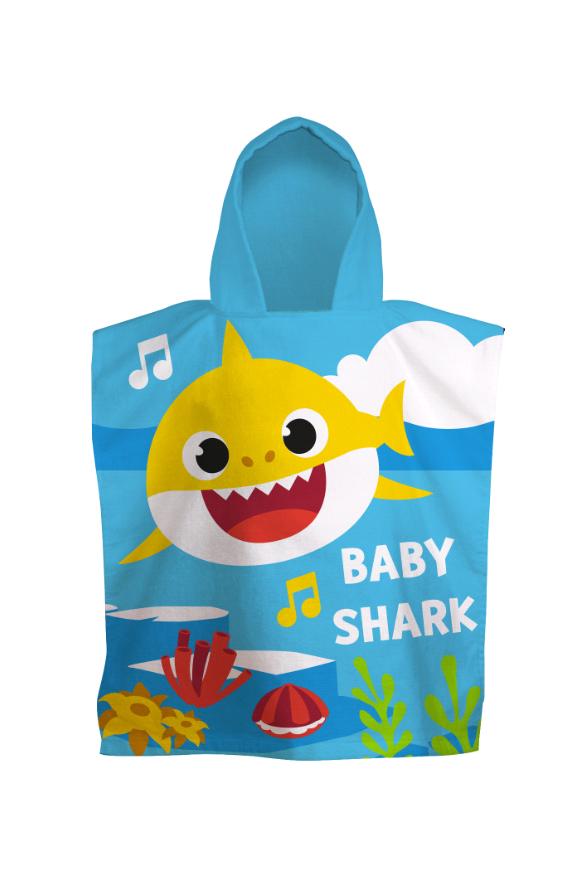 Baby Shark - Poncho (BSH048)