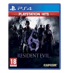Resident Evil 6 HD (Playstation Hits)