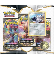Pokemon - Sword & Shield Blister 3-Pak (Pokemon Kort) (POK80685)